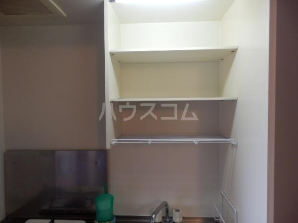 サンライズパレス 303号室の収納