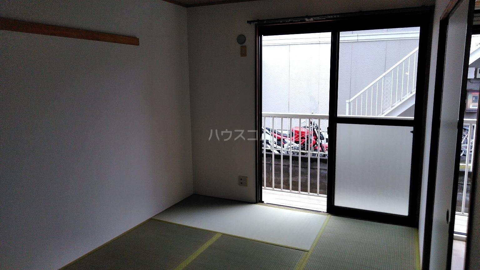 ポルクⅢ 205号室の居室