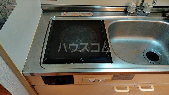 セントラルハイツ堀田 207号室のキッチン