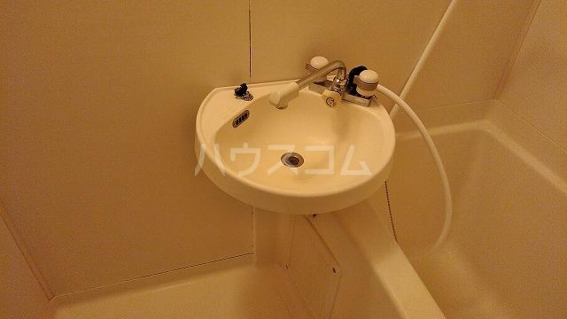 セントラルハイツ堀田 207号室の洗面所
