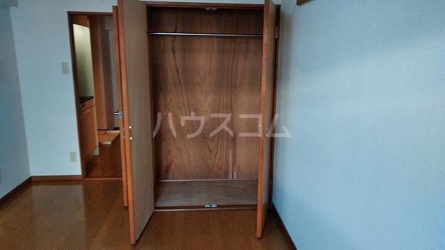 セントラルハイツ堀田 207号室の収納