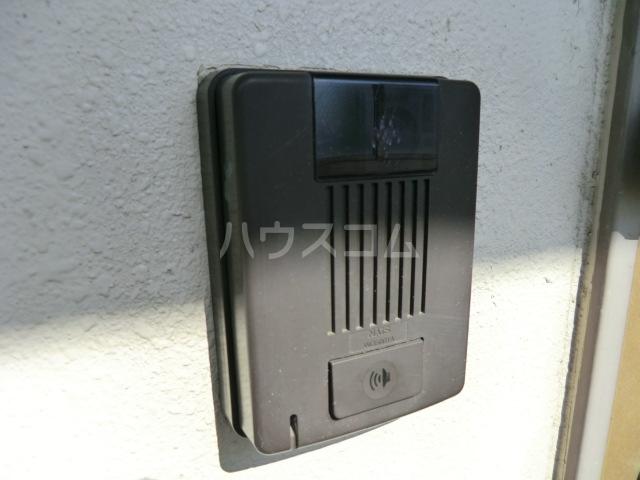 セントラルハイツ堀田 208号室のセキュリティ
