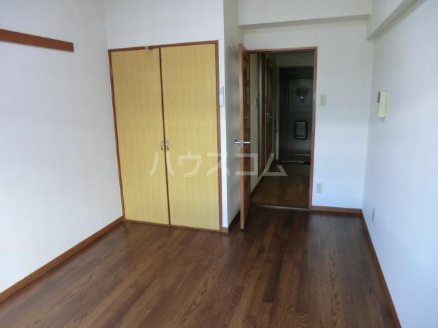 セントラルハイツ堀田 208号室のベッドルーム