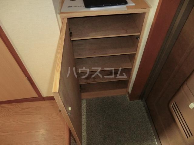 セントラルハイツ堀田 208号室の収納