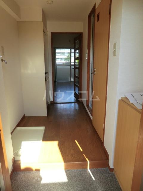 セントラルハイツ堀田 208号室の玄関