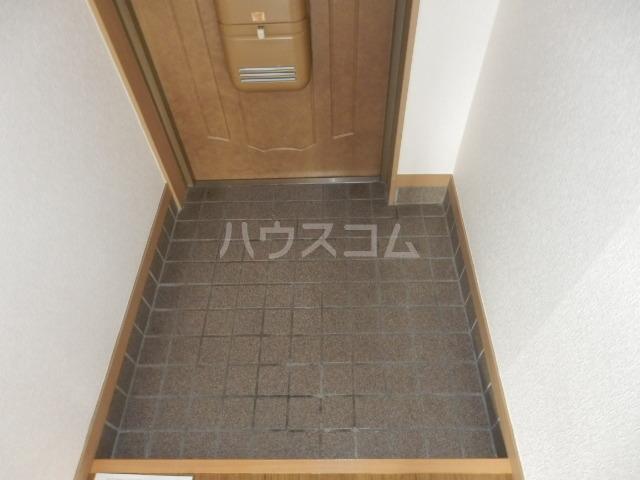 ヒルトップ天白 102号室の玄関