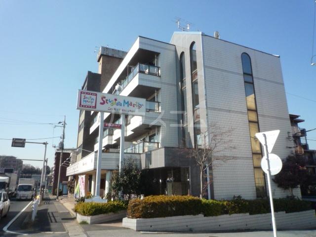 ルナマンション松戸の外観