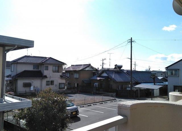 パレス菅沼 201号室の景色