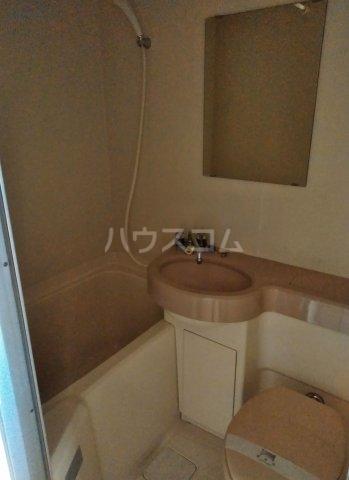 パレス菅沼 201号室の風呂