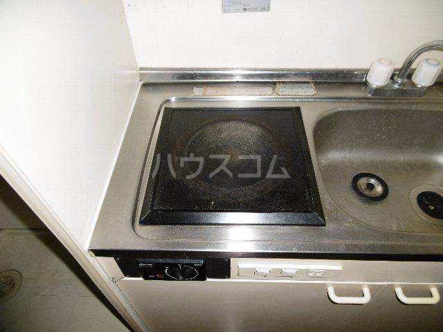 カーサ川並 506号室のキッチン