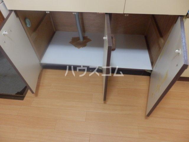 成田荘 10号室のキッチン