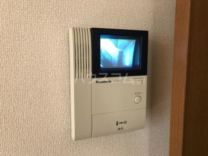 セジュールS・K 102号室のセキュリティ