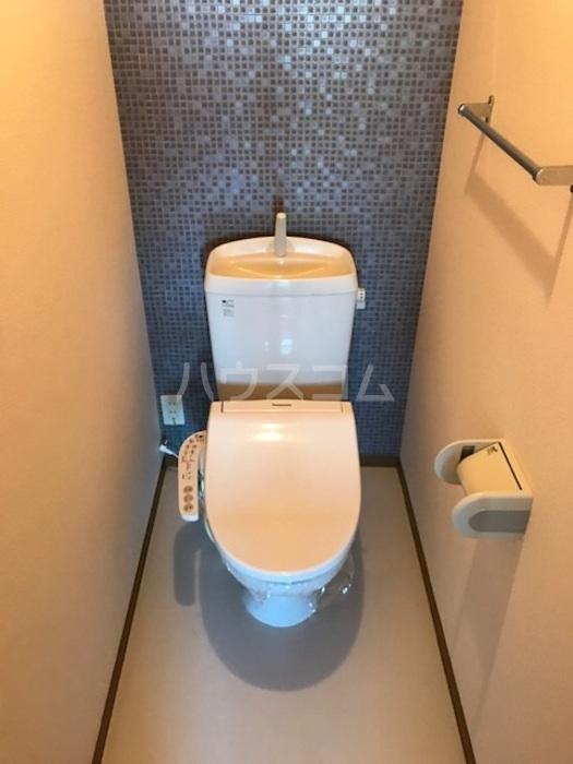 セジュールS・K 102号室のトイレ