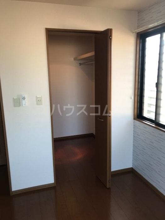 セジュールS・K 102号室の収納