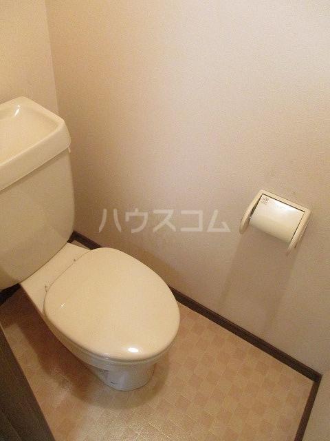 ヒルズ北山 101号室のトイレ