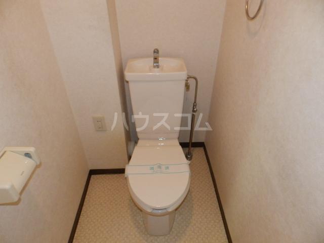 メゾンうぶすな 102号室のトイレ