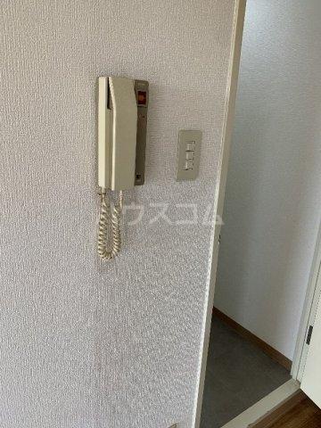 グランピニエール松戸 307号室のセキュリティ