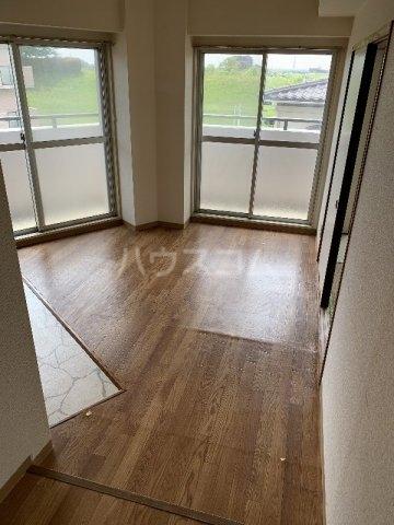 グランピニエール松戸 307号室のリビング