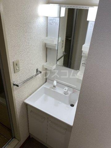 グランピニエール松戸 307号室の洗面所