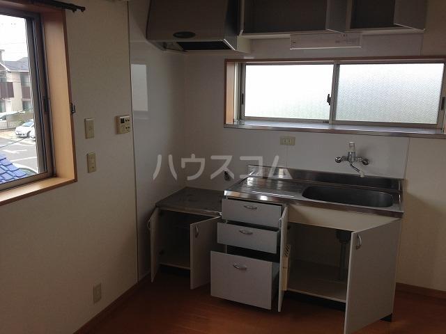 リセス名広 102号室のキッチン