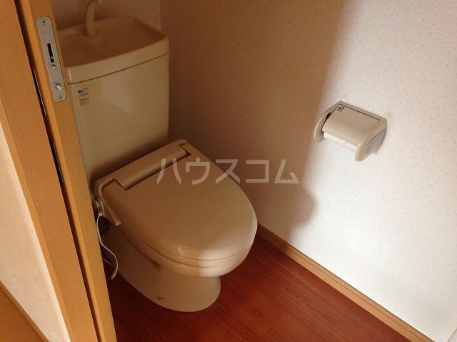 リセス名広 102号室のトイレ
