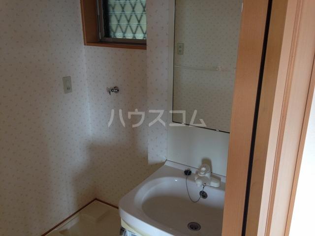 リセス名広 102号室の洗面所