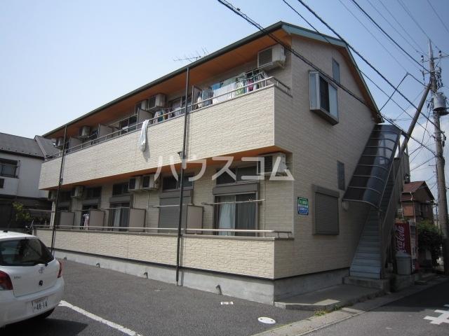 カニス高石神 205号室の駐車場