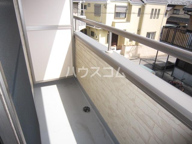 カニス高石神 205号室の景色