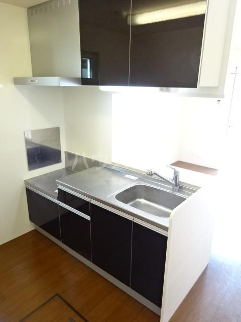 イーグレット C 105号室のキッチン