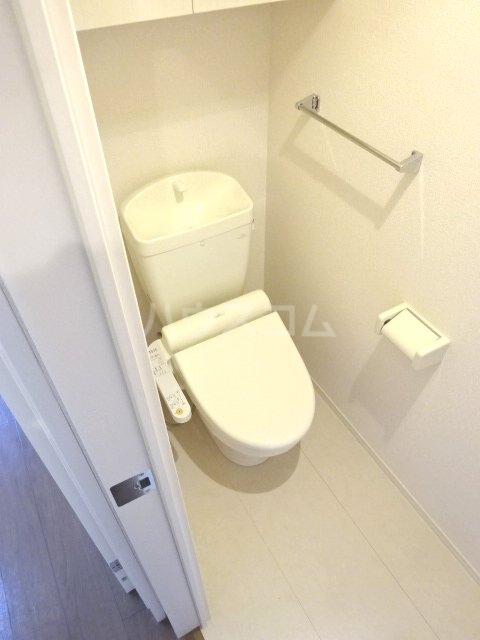 イーグレット C 105号室のトイレ