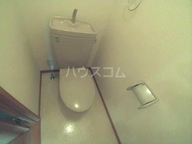 アムール西岡崎 102号室のトイレ