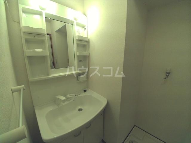 アムール西岡崎 102号室の洗面所