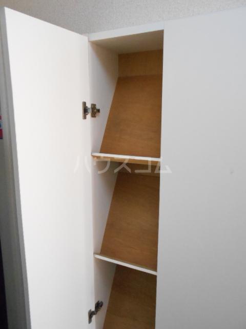 レオパレス植田第2 103号室の収納