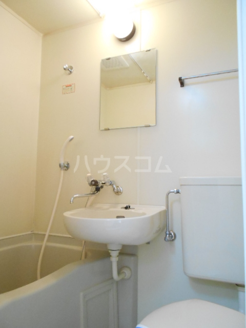 レオパレス植田第2 103号室の洗面所