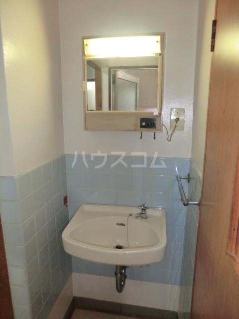 メゾンドオーツカ 203号室の洗面所