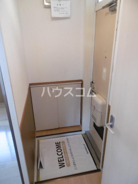 エルハウス五香 102号室の玄関