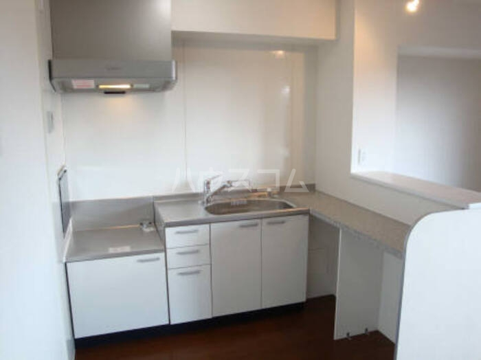 エクレール新栄 A棟 302号室のキッチン