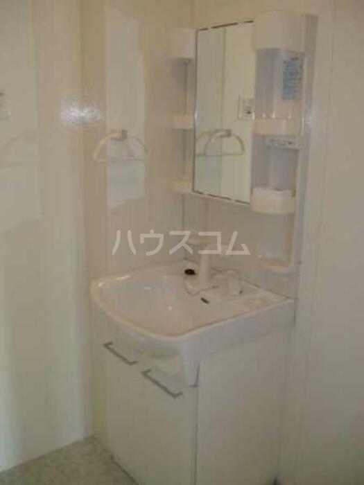 エクレール新栄 A棟 302号室の洗面所