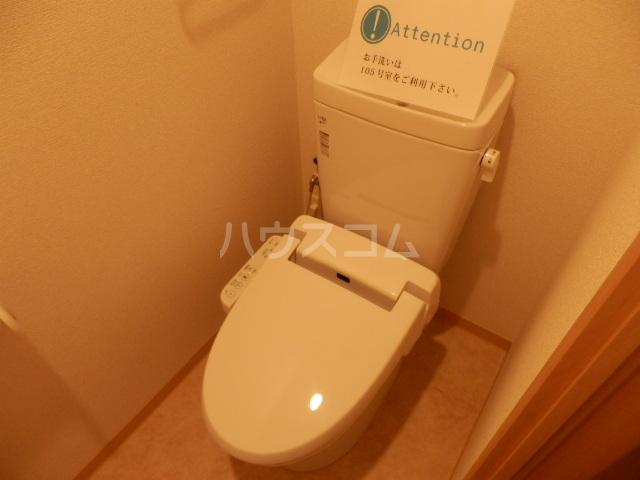 メルキオール 304号室のトイレ
