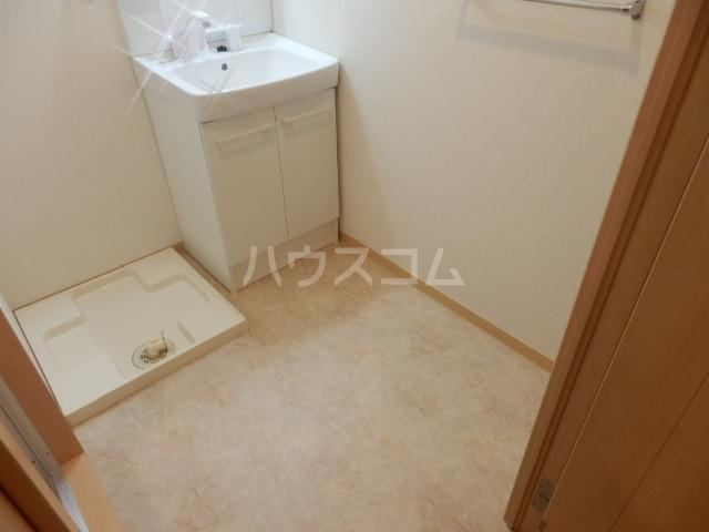 メルキオール 304号室の洗面所