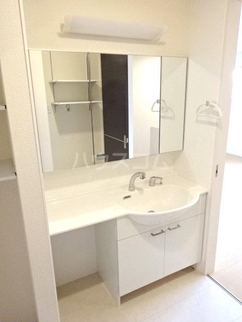 メゾン・ド・シャルール 壱番館 101号室の洗面所
