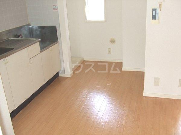 グランドゥール八柱 C101号室のキッチン