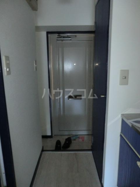 ドール堀田Ⅲ 211号室の玄関