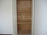 コンフォース 00101号室の収納