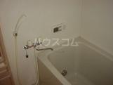 コンフォース 00101号室の風呂