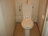 コンフォース 00101号室のトイレ
