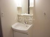 コンフォース 00101号室の洗面所
