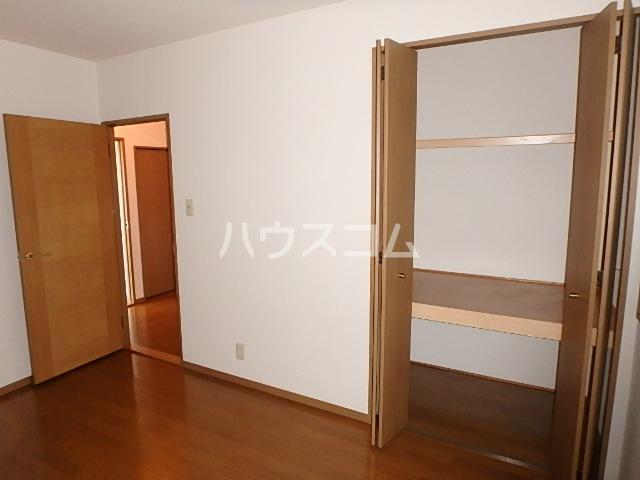 サニーコート田辺B 205号室の収納