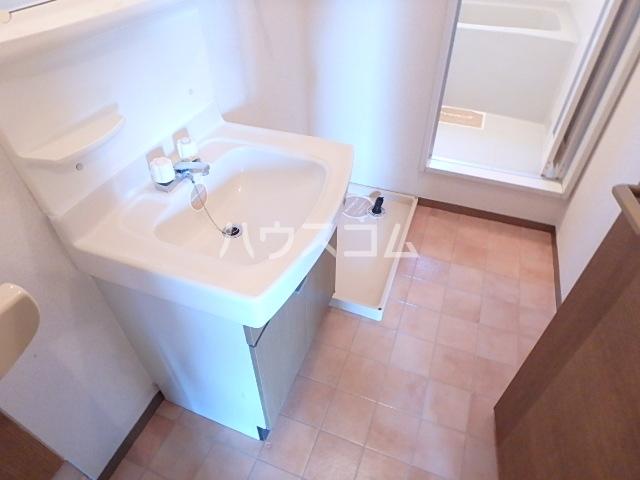 サニーコート田辺B 205号室の洗面所