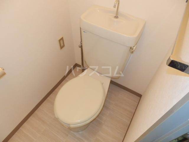 第32オーシャンハイツのトイレ
